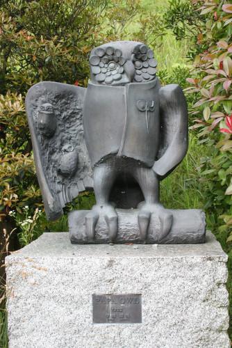 36 PAPA OWL(ふくろうⅡ) 伊藤聖悦氏